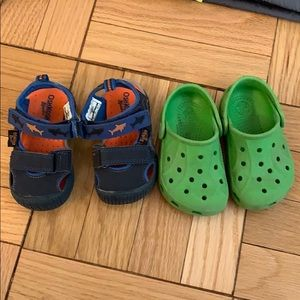 Other - Toddler boys shoes bundle. Size 5.